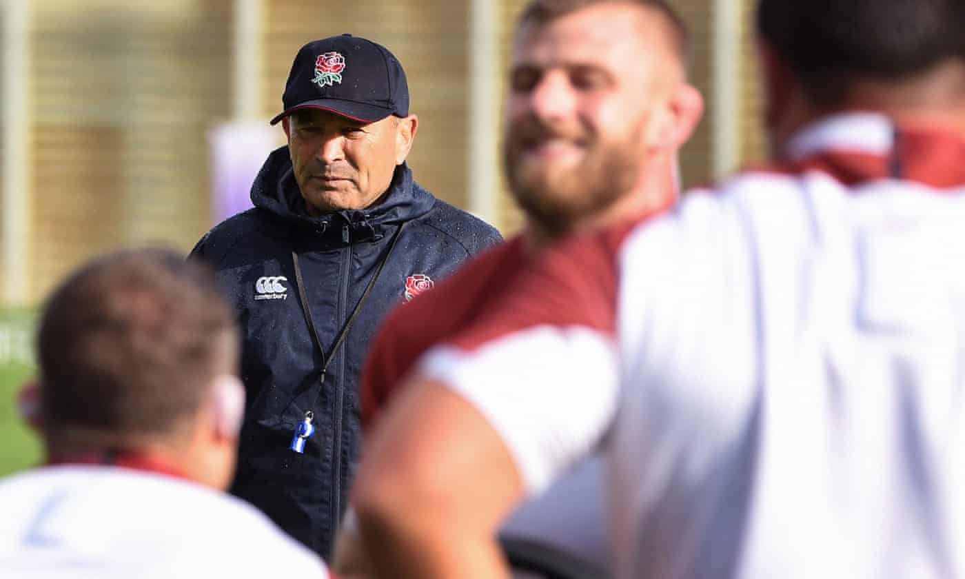 Eddie Jones looks to cash in on England's World Cup campaign in Japan