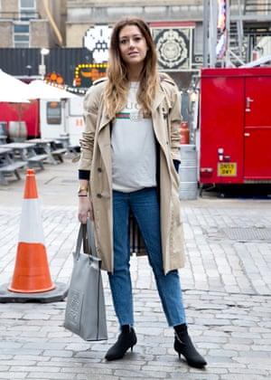Rachel Ingram, Net-a-Porter stylist