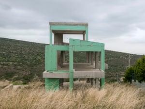 (Modern) Greek Ruins