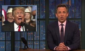 Seth Meyers: 'There's no way you just forgot about a letter from Robert Mueller. That's like forgetting about a note on your windshield that says 'I know what you did last summer.'