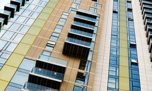 Berkeley Group's luxury development in north London.
