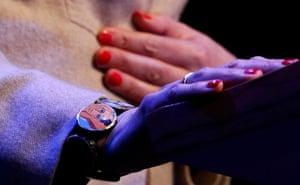 Glasgow, Scotland: A Picasso-themed bracelet