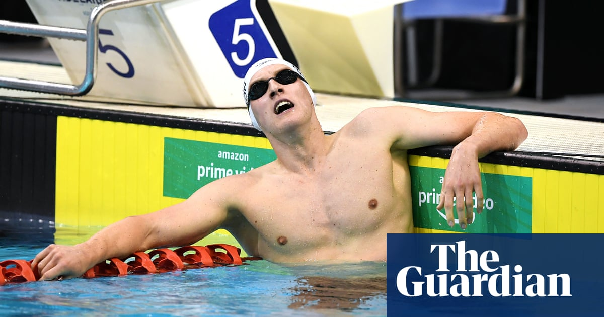 Mack Horton's Olympic title defence turns to dust after flop in Adelaide