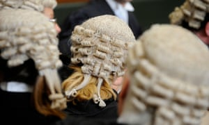 The threat of paralysing the criminal courts in England and Wales may make Brexit-hit government more likely to settle.