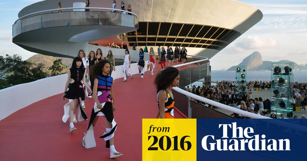1bc87374138 Louis Vuitton cruise collection seeks fashion s next dimension in Brazil