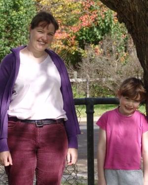 Chantelle and Leela McDougall