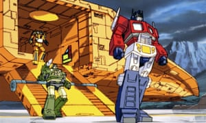 Transformers – the less dreadful one.