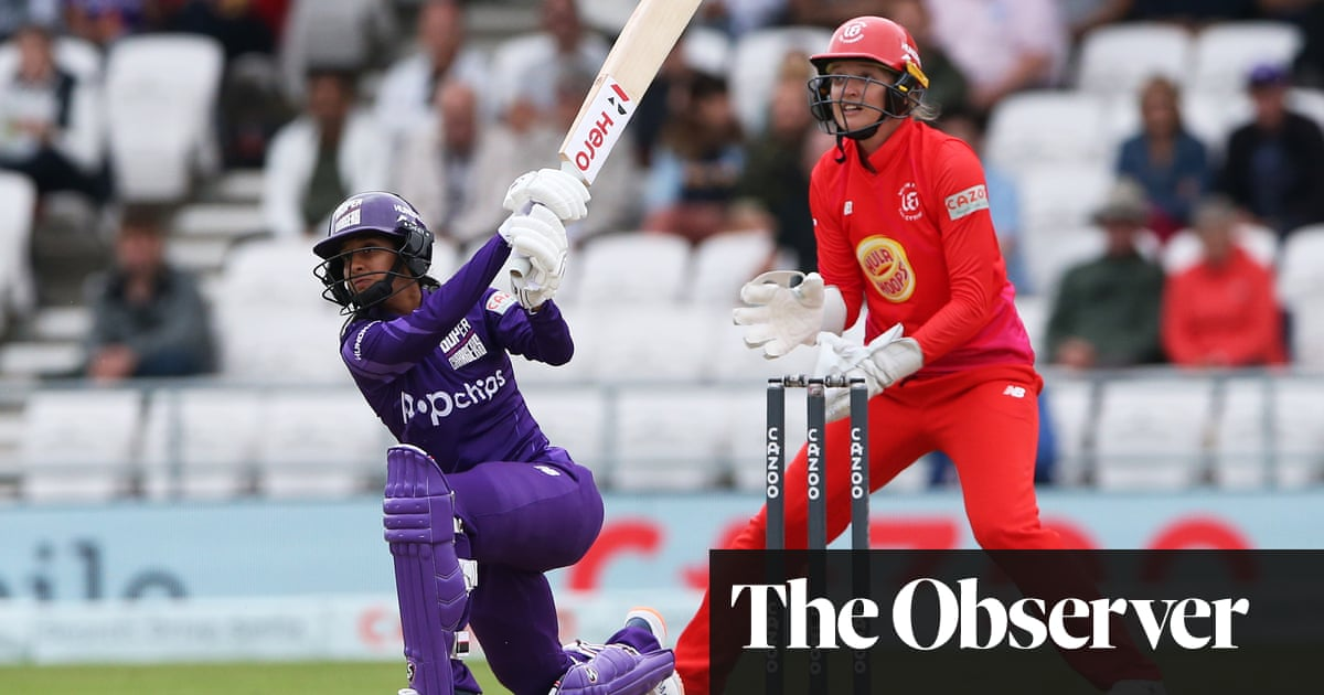 Jemimah Rodrigues blasts Northern Superchargers to win over Welsh Fire