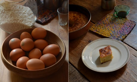 Rachel Roddy's recipe for Bolognese rice cake