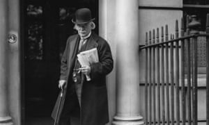 David Lloyd George, British Liberal politician and statesman who introduced national insurance contributions, in 1923.