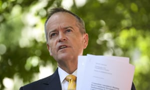 Bill Shorten announces Labor's plan to address the recommendations of the banking royal commission