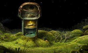 Czech studio Amanita Design shows its fascination with nature and microbiology with its forthcoming adventure Samorost 3