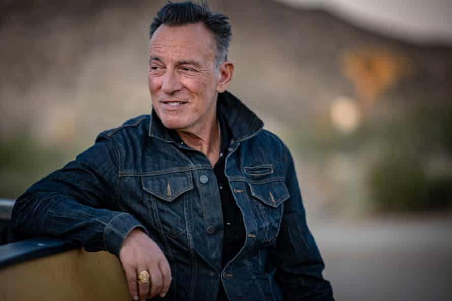 Autumnal mode … Bruce Springsteen in the music documentary Western Stars.