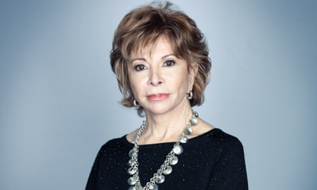Isabel Allende: 'Everyone called me crazy for divorcing in my 70s. I've never been scared of being alone'
