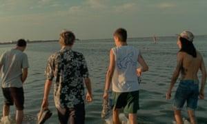 The Human Surge film still