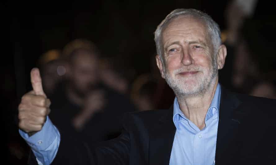 Jeremy Corbyn: conviction on economic reform.