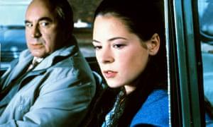 Bob Hoskins and Elaine Cassidy in Atom Egoyan's film version of Felicia's Journey.