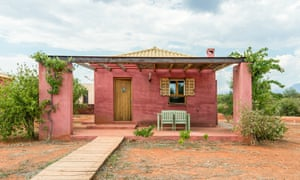 cottage at Eumelia biodynamic farm