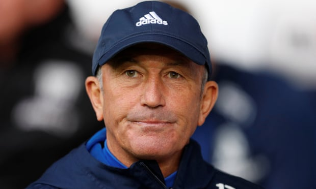 West Brom sacks Tony Pulis and replaces him with Gary Megson temporarily