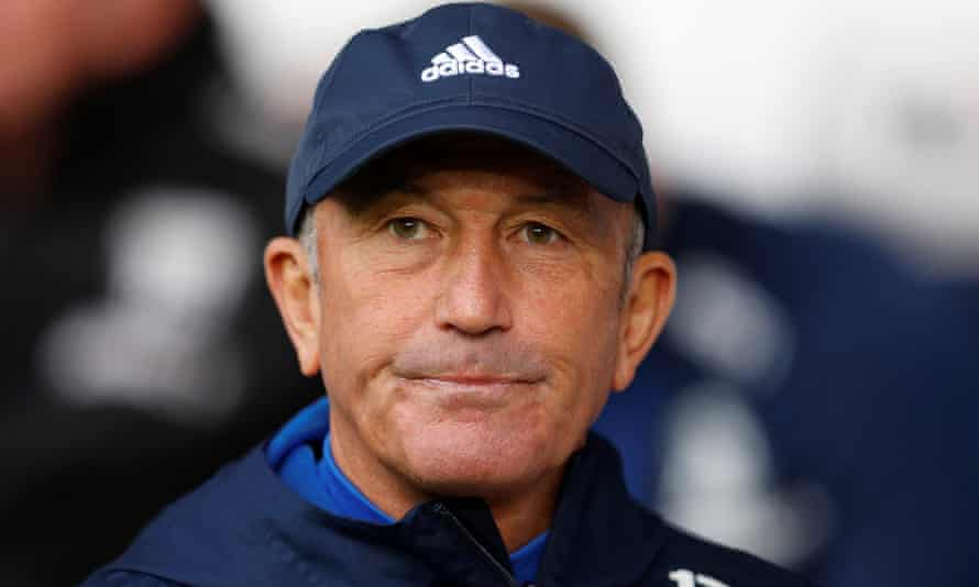 Tony Pulis took over as West Brom manager in January 2015.