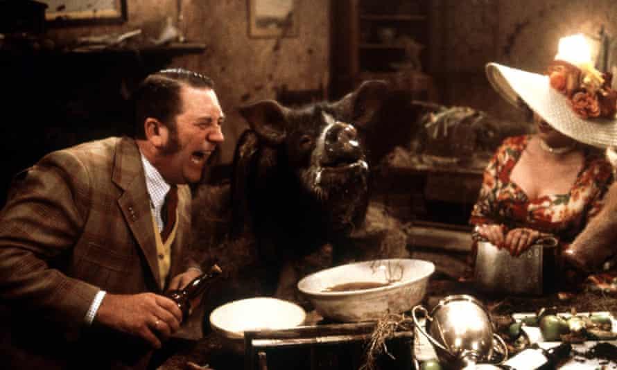 the 1999 adaptation of Animal Farm directed by John Stephenson.