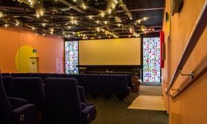 Interior, Star and Shadow Cinema, Newcastle