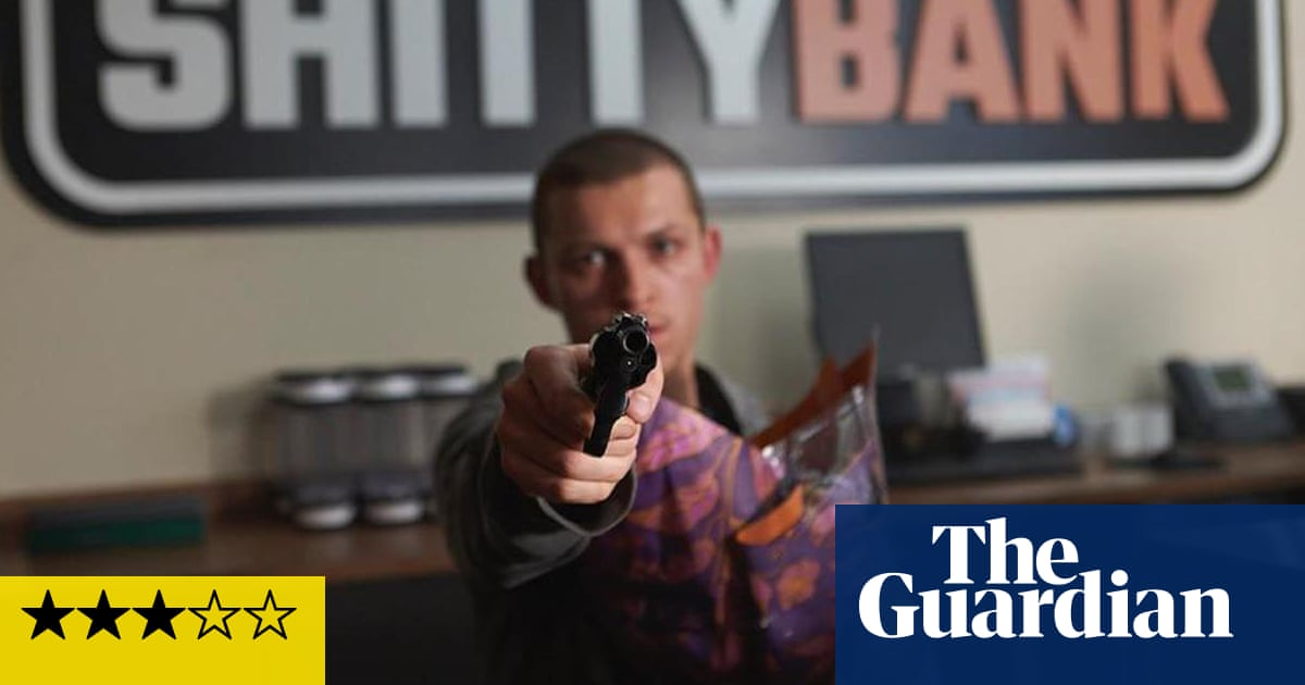 Cherry review – taking the 'post' out of post-traumatic stress disorder