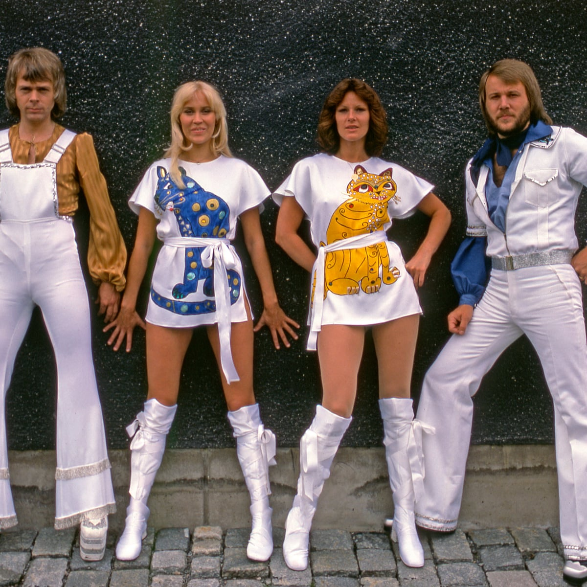 Abba announce first new songs for 35 years   Music   The Guardian