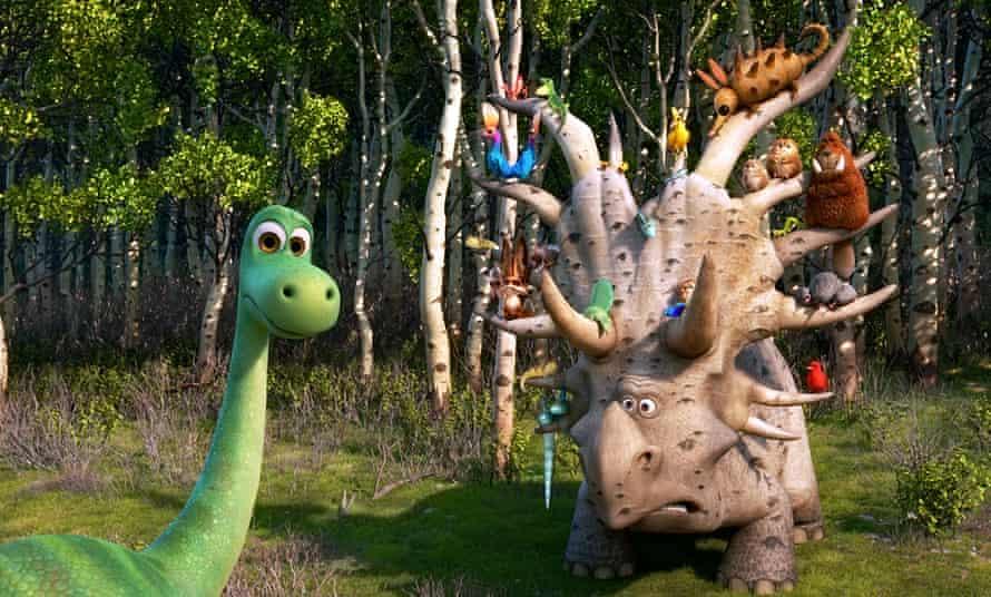 Pixar's The Good Dinosaur