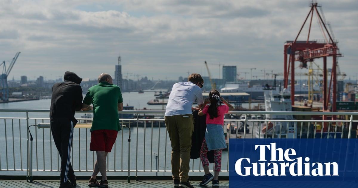 Lord Frost: Irish Sea row risks damaging UK-EU relations long term