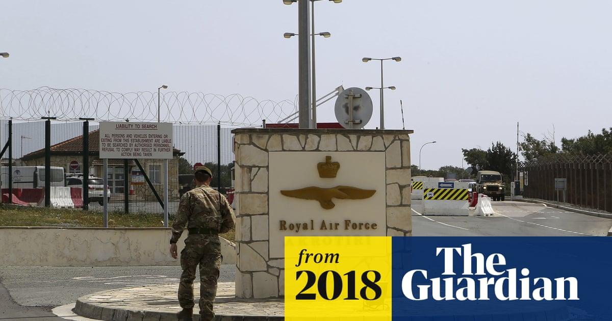 12b893911b RAF base in Cyprus prepares for potential strike on Syria