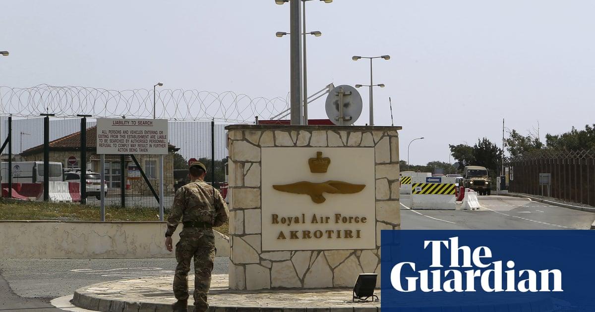 f824b85da RAF base in Cyprus prepares for potential strike on Syria