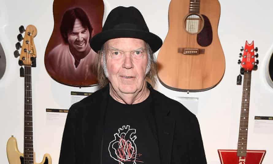 Monsanto 'fusion center' officials wrote lengthy reports about singer Neil Young's anti-Monsanto advocacy.