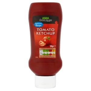 Asda Tomato ketchup