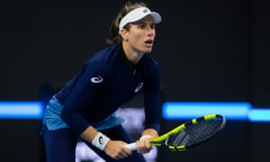 Johanna Konta is likely to be among those in action for Great Britain in Bath