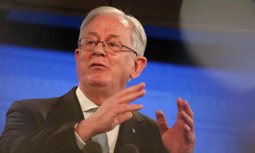 Andrew Robb blames his former party room colleagues for souring relations between Australia and China
