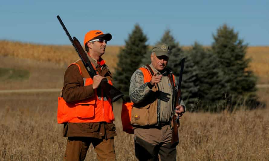 Donald Trump Jr and congressman Steve King