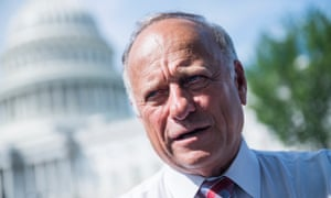 Steve King said: 'What if we went back through all the family trees and just pulled out anyone who was a product of rape or incest?'