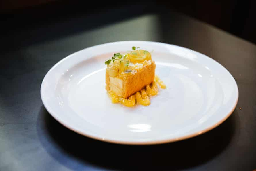 Pop in for a lemon drizzle cake ice-cream sandwich at The Owl, Leeds.