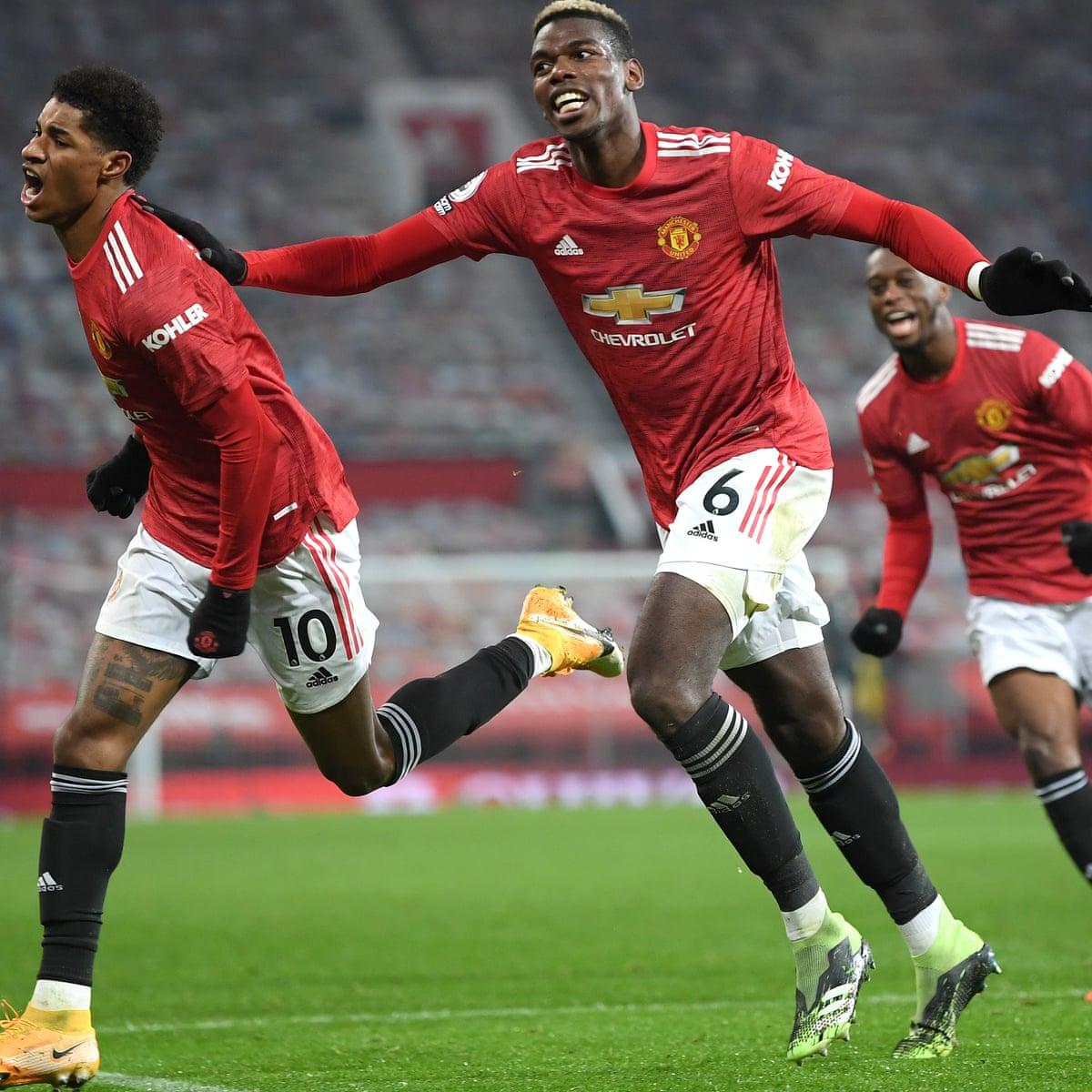 Manchester United vence dramáticamente a Wolverhampton con gol de Marcus Rashford