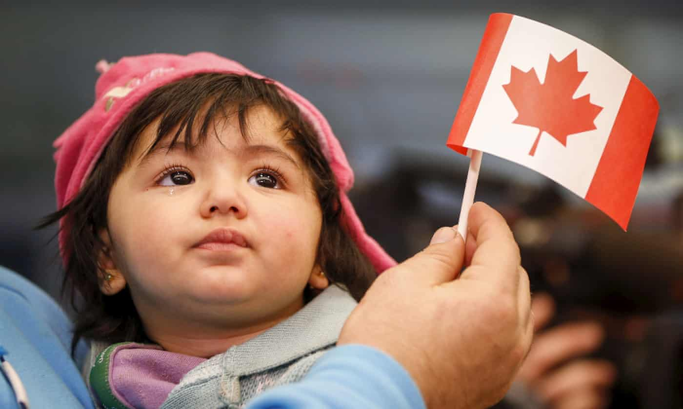 Canada took in more refugees than any other country in 2018, UN says