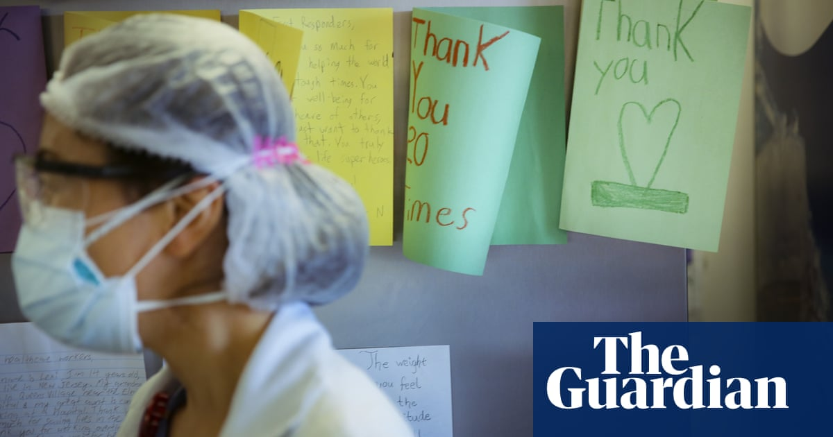 Immigrant doctors fill US healthcare gaps – but visa rules make life tough