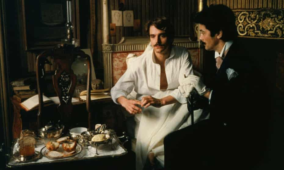 An audio epic … Proust's In Search of Lost Time (pictured, Jeremy Irons in the 1984 film Swann in Love).