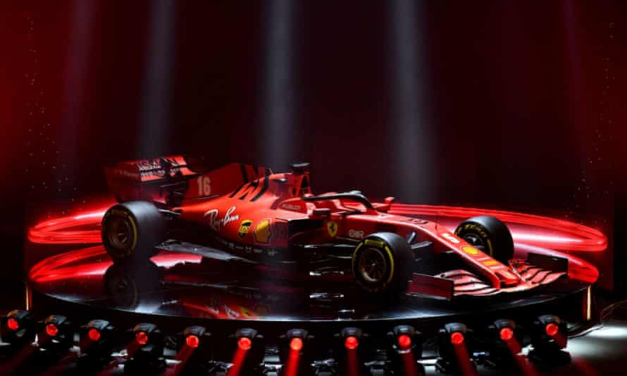 The SF1000, Ferrari's car for the new season, will feature in testing at Barcelona next week.