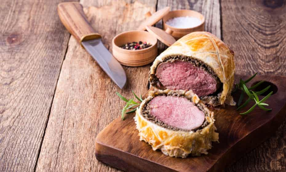 Beef wellington ... a military classic?
