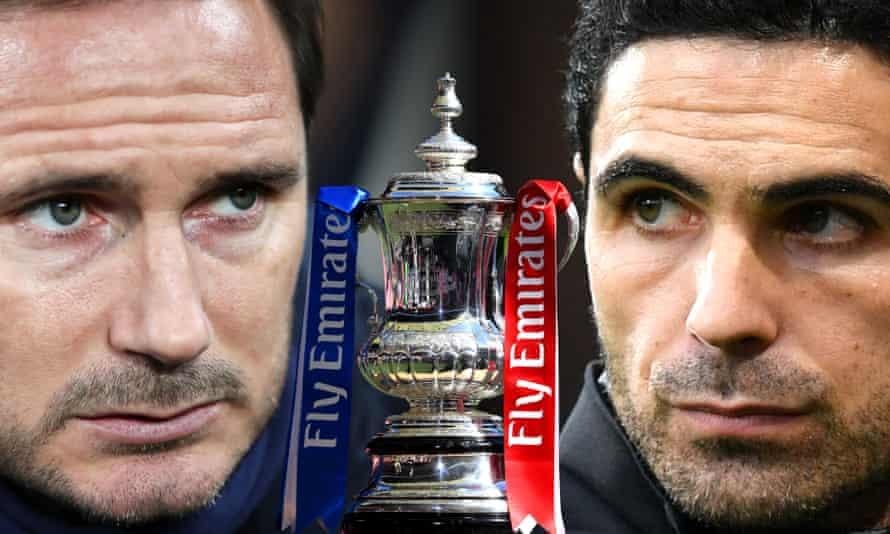 FA Cup final composite