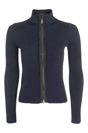 Zip front, £60,