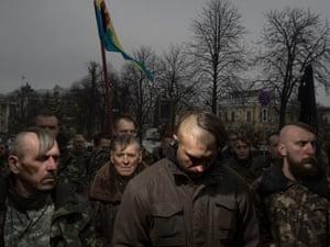 Ukraine protests first anniversary