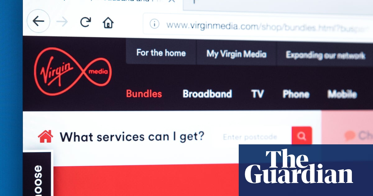 Virgin insists on its 'exit fee' although we can't get a service