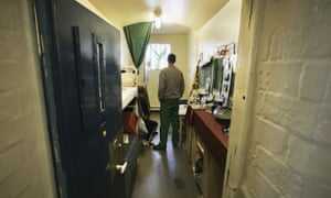 Prisons have recently seen record rises in suicides and self-harm.